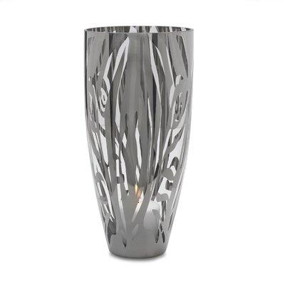 Mikasa Zebra Glass Hurricane 5132587