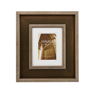 Striped Border Picture Frame 5157436