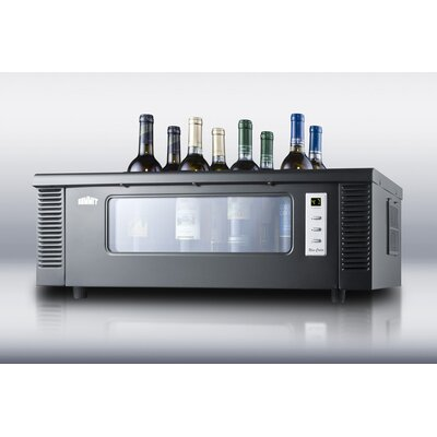 Summit Appliance 8-BottleThermoelectric Wine Chiller for Countertop Use at Sears.com