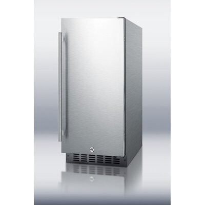 Summit Appliance 3.3 Cu. Ft. Built-in Outdoor Beverage Center - Finish: Stainless Steel