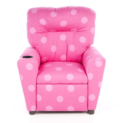 Juvenile Oxygen Kids Recliner with Cup Holder 1300-1-OP