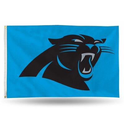 NFL Banner Flag NFL Team: Carolina Panthers 194227