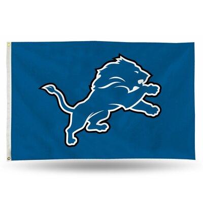 NFL Banner Flag NFL Team: Detroit Lions 194233