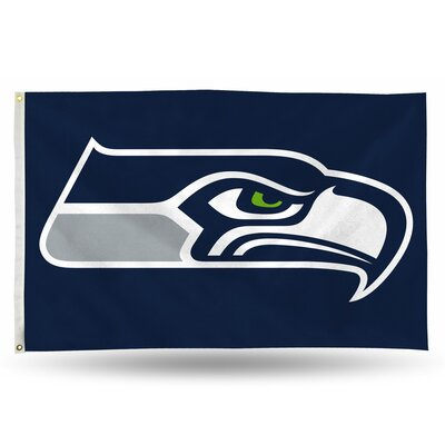 NFL Banner Flag NFL Team: Seattle Seahawks 194242
