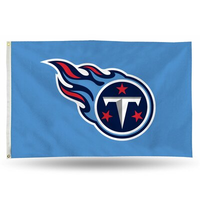 NFL Banner Flag NFL Team: Tennessee Titans 194245