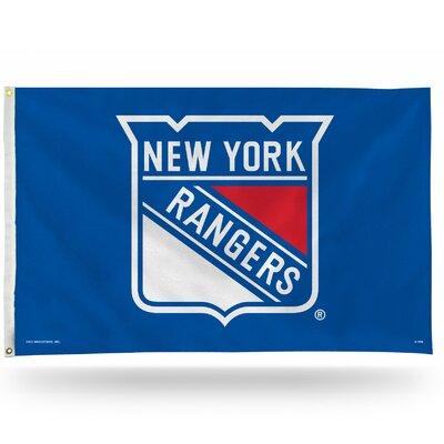 NHL Banner Flag NHL Team: New York Rangers 194262