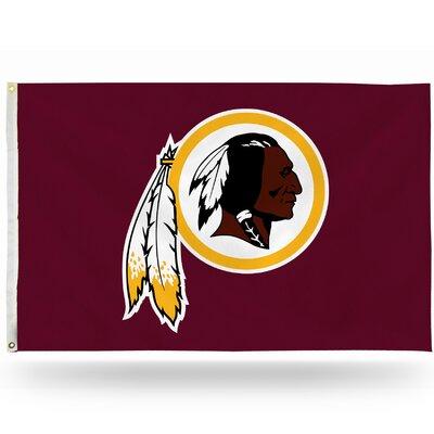 NFL Banner Flag NFL Team: Washington Redskins 194240