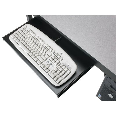 5 H x 20 W Desk Keyboard Platform