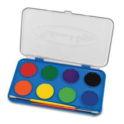 Watercolor Set Size: Deluxe 4120