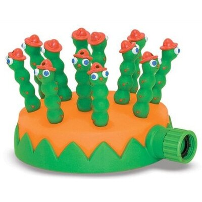 Buy Low Price Melissa and Doug Grub Scouts Sprinkler (6249)