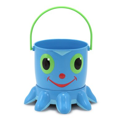 Image of Melissa and Doug Melissa and Doug Flex Octopus Pail and Sifter (6404)