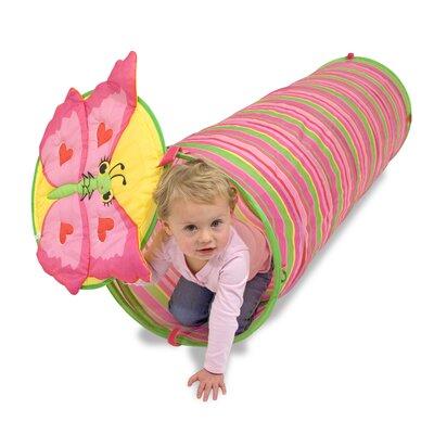 Melissa and Doug Bella Butterfly Tunnel 6200