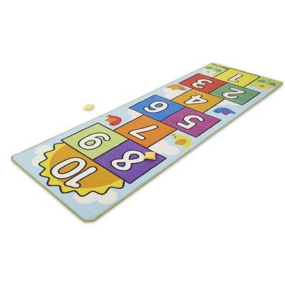 3 Piece Hop and Count Hopscotch Playmat Set 9402