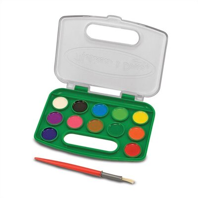 Take-Along Watercolor Set (Set of 3) 4114