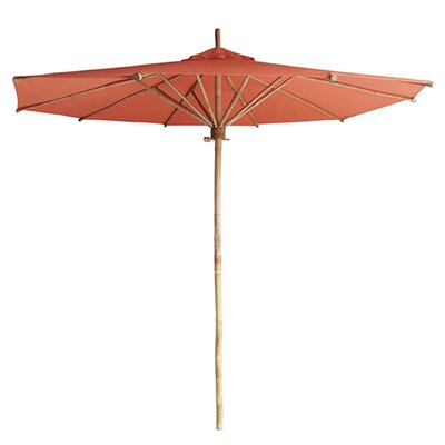 7 Phat Tommy Market Umbrella Color: Tuscan