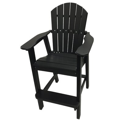 Phat Tommy Balcony Plastic Adirondack Chair