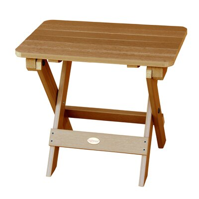 Phat Tommy Side Table Finish: Toffee