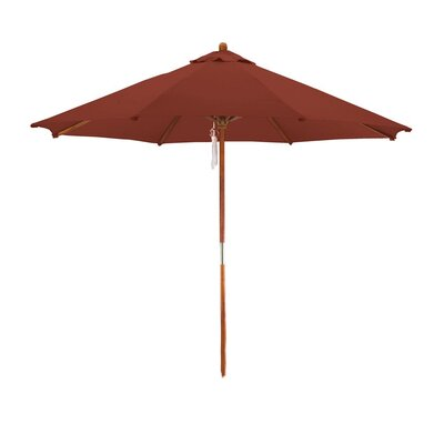 9 Phat Tommy Market Umbrella Fabric: Brick