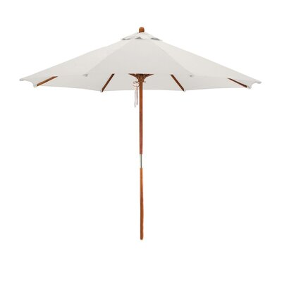 9 Phat Tommy Market Umbrella Fabric: White