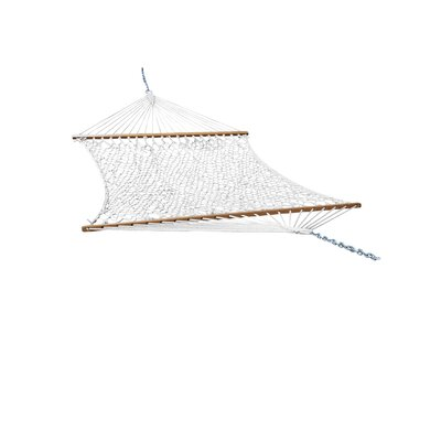 Phat Tommy Polyester Tree Hammock Color: Natural White