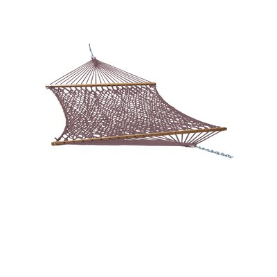 Phat Tommy Polyester Tree Hammock Color: Mocha