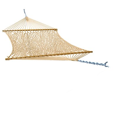 Phat Tommy Polyester Tree Hammock Color: Tan
