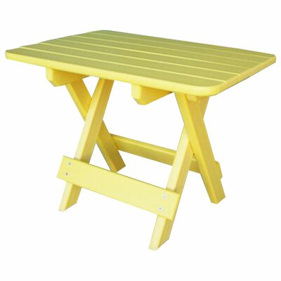 Phat Tommy Side Table Finish: Yellow
