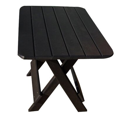 Phat Tommy Side Table Finish: Black