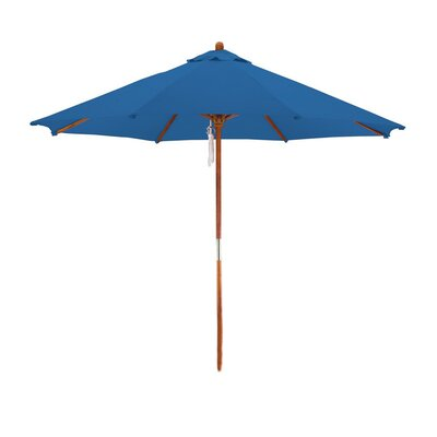 9 Phat Tommy Market Umbrella Fabric: Blue