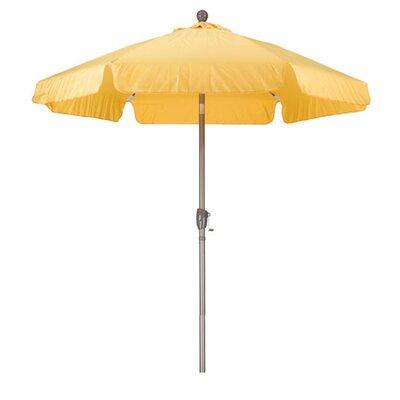 9 Phat Tommy Drape Umbrella Fabric: Sunshine Yellow