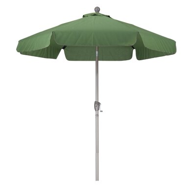 9 Phat Tommy Drape Umbrella Fabric: Spring Green
