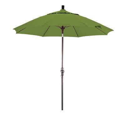 7.5 Phat Tommy Market Umbrella Fabric: Red, Material: Aluminum