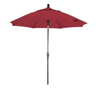 11 Phat Tommy Market Umbrella Fabric: Red