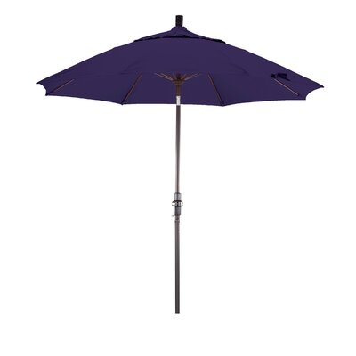 7.5 Phat Tommy Market Umbrella Fabric: Purple, Material: Aluminum