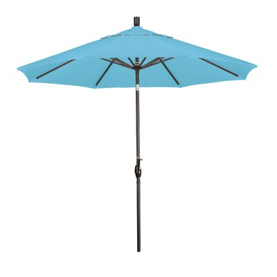 11 Phat Tommy Market Umbrella Fabric: Capri
