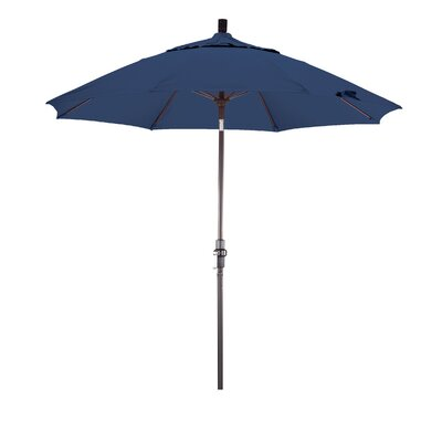 11 Phat Tommy Market Umbrella Fabric: Sapphire