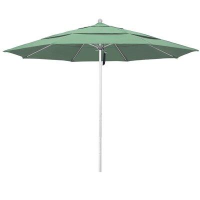 Phat Tommy 11' Market Umbrella Fabric: Spa 332-ALTO118.PAC.SPA