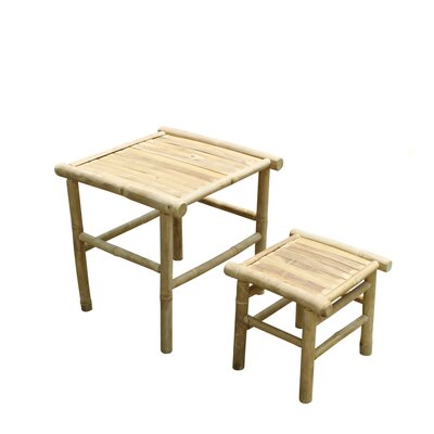 Phat Tommy 2 Piece Nesting Table