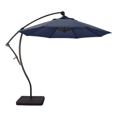 9 Phat Tommy Cantilever Umbrella Fabric: Navy
