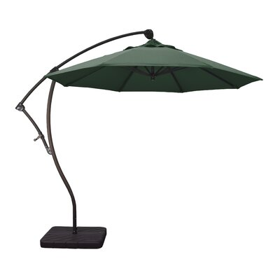 9 Phat Tommy Cantilever Umbrella Fabric: Hunter