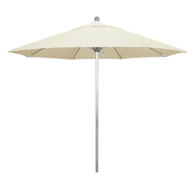 9 Phat Tommy Silver Anodized Market Umbrella Fabric: Canvas
