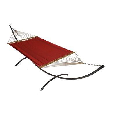 Phat Tommy Sunbrella Hammock Color: Jockey Red