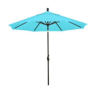 9 Phat Tommy Market Umbrella Fabric: Capri