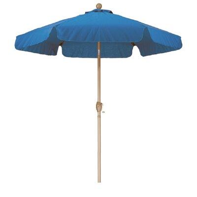 9 Phat Tommy Drape Umbrella Fabric: Marina Blue