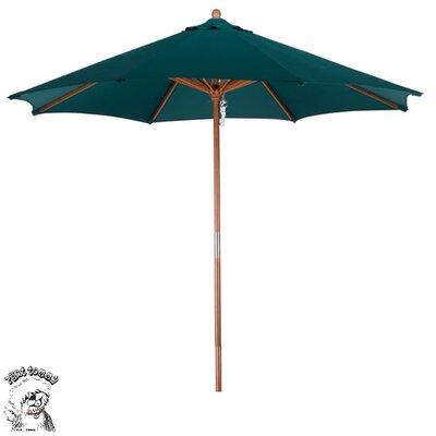 9 Phat Tommy Market Umbrella Fabric: Hunter Green