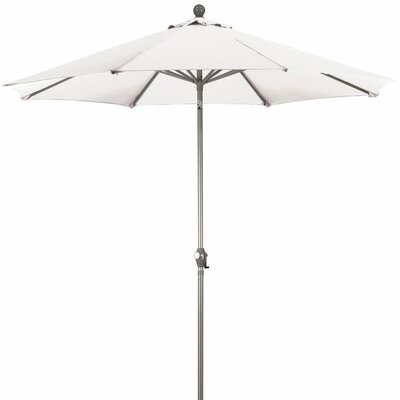 9 Phat Tommy Outdoor Oasis Market Umbrella Fabric: White