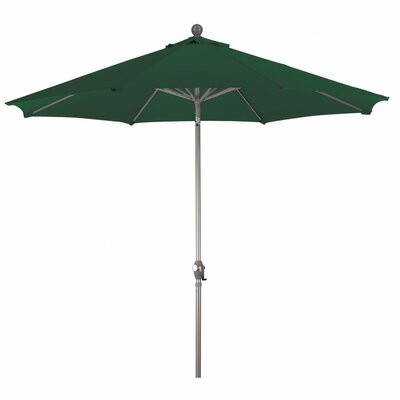 9 Phat Tommy Outdoor Oasis Market Umbrella Fabric: Hunter