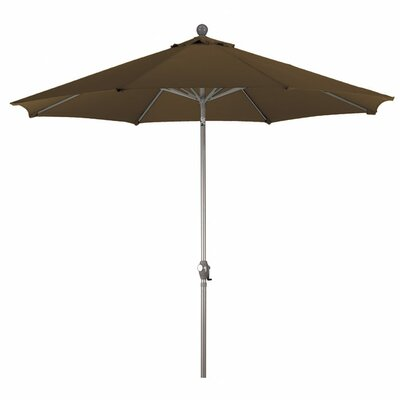 9 Phat Tommy Outdoor Oasis Market Umbrella Fabric: Terracotta