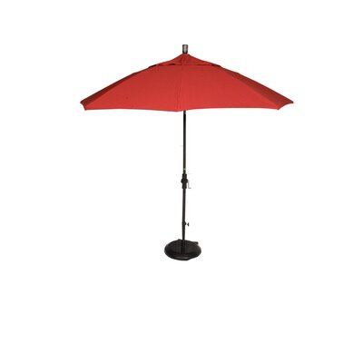 Phat Tommy Aluminum Umbrella Sunbrella Fabric - Product photo