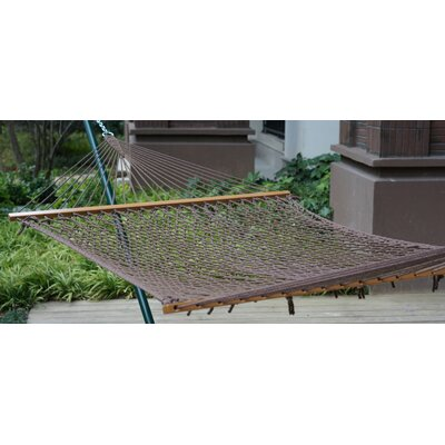 Buyers Choice PHAT TOMMY Super Soft Polyester Wide Hammock and Stand - Color: Mocha at Sears.com